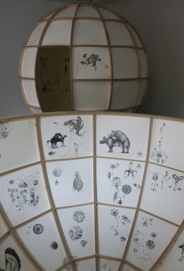 Ensyclopáedia secundum & Génesis, : Tussi, paperi, puuta/ Tusch, papper, trä
