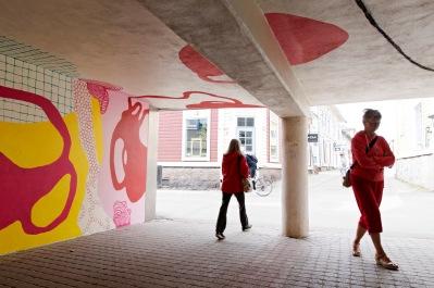 Galleri Gata, Borgå / Galleria Katu, Porvoo (06/2018-06/2019)